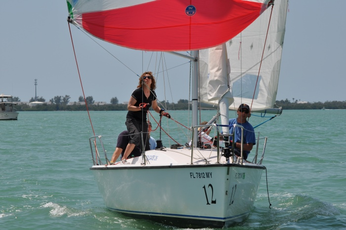 Sail Racing Tactics