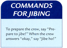 commands for jibbing