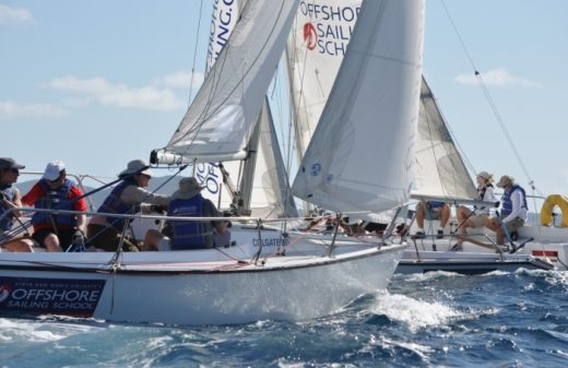 Learn to Sail - Sailing Lessons - Sailing School