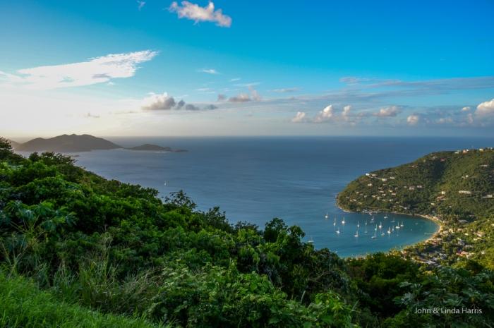 März 2019 BVI Sailing Trip | Sailing British Virgin Islands